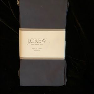 J crew new tights